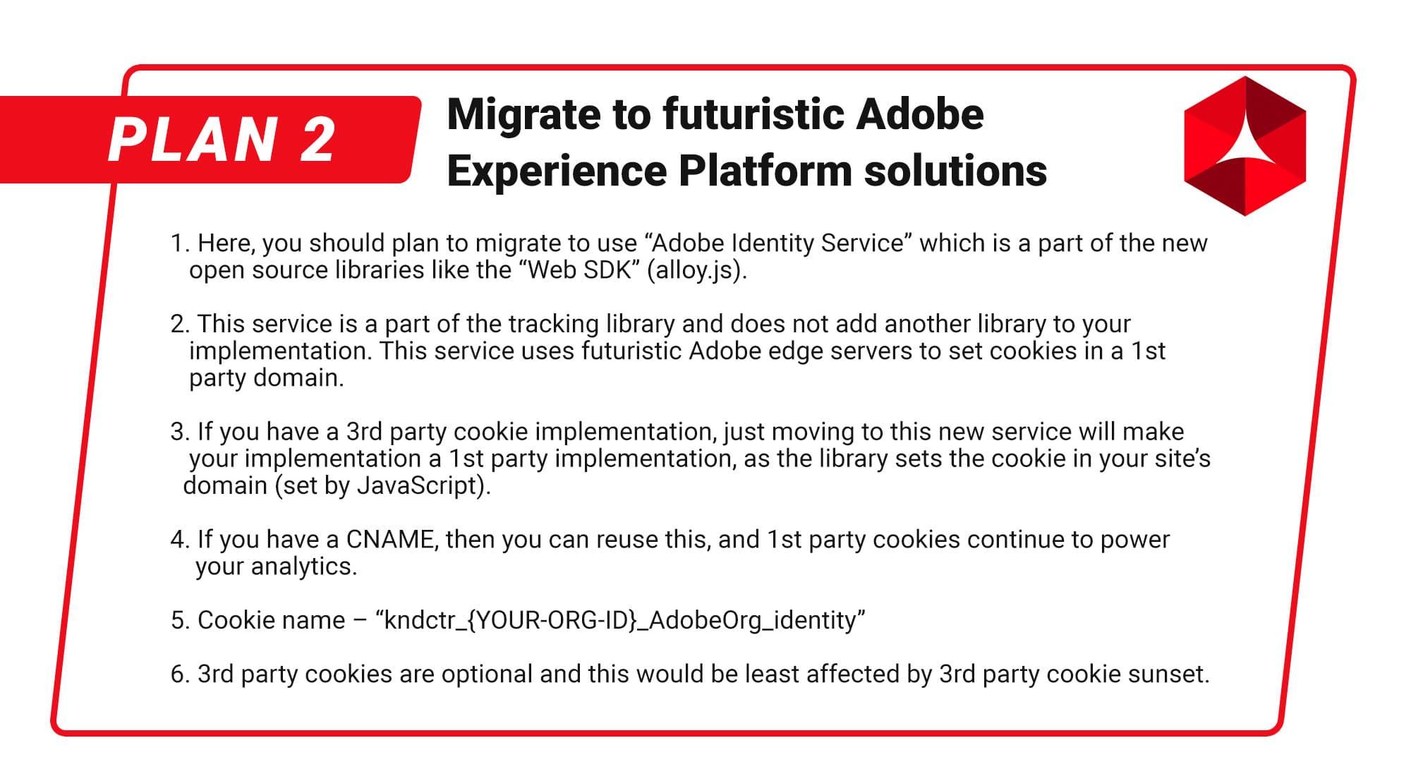 migrate to adobe experience platform | NextRow Digital
